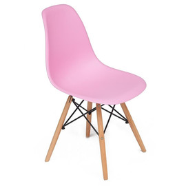 Стул Secret De Maison CINDY (EAMES) Light Pink​ (Светло-розовый) TetChair