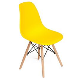 Стул Secret De Maison CINDY (EAMES) Yellow (Желтый) TetChair