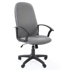 Компьютерное кресло для руководителя Chairman 289 NEW Серый