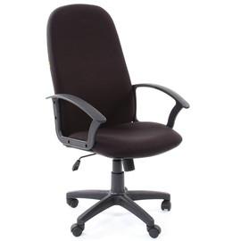 Компьютерное кресло для руководителя Chairman 289 NEW Черный