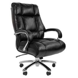 Кресло для руководителя Chairman 405 экокожа