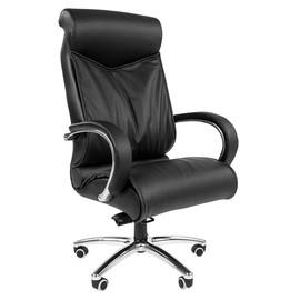 Компьютерное кресло для руководителя Chairman 420 Черное