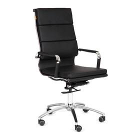 Компьютерное кресло для руководителя Chairman 750 Черное