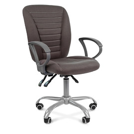 Компьютерное кресло Chairman 9801 Ergo серое