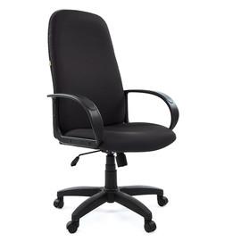 Компьютерное кресло для руководителя Chairman 279 JP Черный