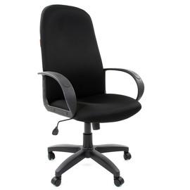 Компьютерное кресло для руководителя Chairman 279 Черный TW-11