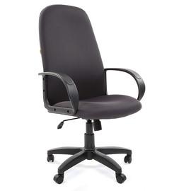 Компьютерное кресло для руководителя Chairman 279 TW-12 Серый