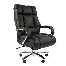 Кресло для руководителя Chairman 405 натуральная кожа