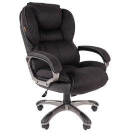 Компьютерное кресло для руководителя Chairman 434 N Черное