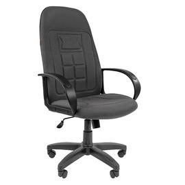 Компьютерное кресло для руководителя Chairman 727 CT Серый