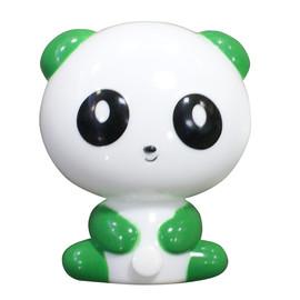 Светильник-ночник Панда зеленый KINK Light