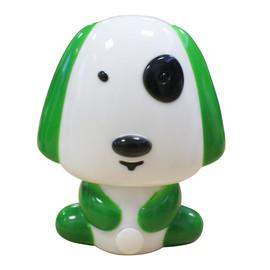 Светильник-ночник Щенок зеленый KINK Light