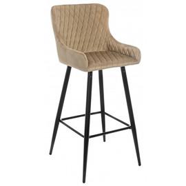 Барный стул Mint темно-бежевый Woodville