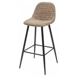 Барный стул Lion Bar PK-01 серо-коричневый,  М-City