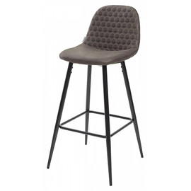 Барный стул Lion Bar  PK-04 темно-серый М-City