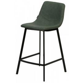 Барный стул Hamilton RU-01 PU малахит М-City