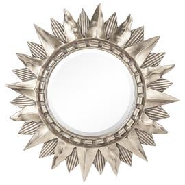 Зеркало-солнце Sol Silver (Солнце) Art-zerkalo