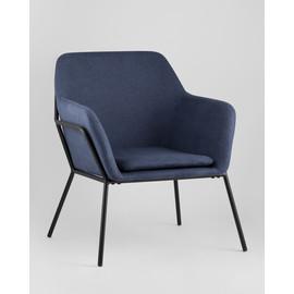 Кресло Шелфорд синее Stool Group