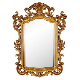 Зеркало настенное в раме барокко Devon (Девон) Art-zerkalo