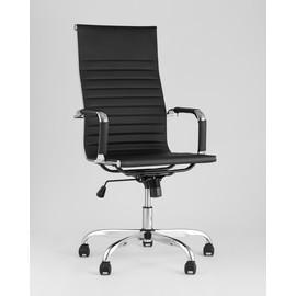 Компьютерное кресло для руководителя TopChairs City черное Stool Group