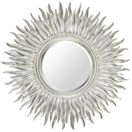 Зеркало-солнце Sunshine Silver (Саншайн) Art-zerkalo