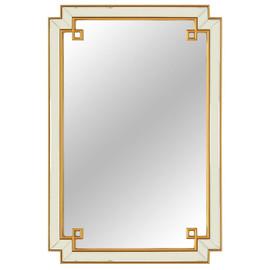 Зеркало настенное в раме York Gold (Йорк) Art-zerkalo
