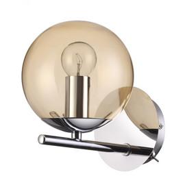 Бра Sierra Lumion с выключателем (Янтарное стекло)