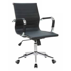 Кресло для руководителя в офис Riva Chair 6002-2 S черный