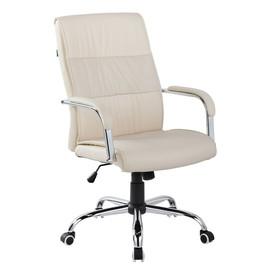 Кресло для руководителя в офис Riva Chair 9249-1 Бежевый