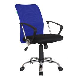 Офисное кресло Riva Chair 8075 синяя сетка