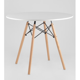 Стол Eames DSW D90 Stool Group