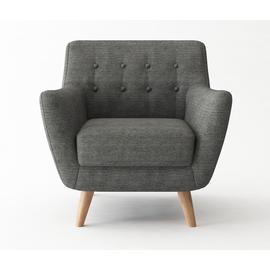 Кресло Picasso темно-серый  Bradex Home
