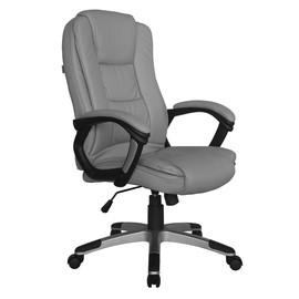 Кресло для руководителя в офис Riva Chair 9211 серый