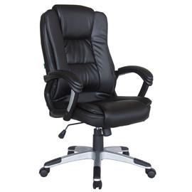 Кресло для руководителя в офис Riva Chair 9211 черный