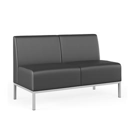 Двухместный диван Компакт  (ШхГхВ - 120х62х77 см.)