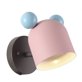 Бра Mickey розовый Odeon Light