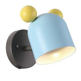Бра Mickey голубой Odeon Light