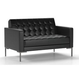 Двухместный диван Нэкст (ШхГхВ - 136х80х84 см.)