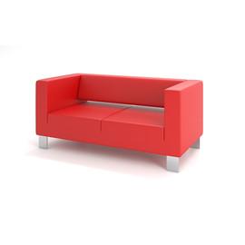 Двухместный диван Горизонт (ШхГхВ - 160x90x73 см.)