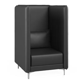 Высокое кресло Графит (ШхГхВ - 88x91x137см.)