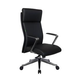 Кресло для руководителя в офис Riva Chair А1511 черное