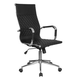 Кресло для руководителя в офис Riva Chair 6016-1 S черный