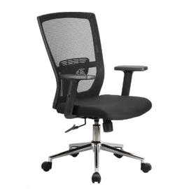 Офисное кресло Riva Chair 831E черная сетка