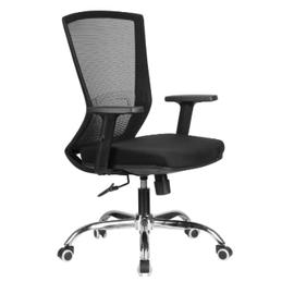 Офисное кресло Riva Chair 871Е черная сетка