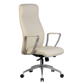 Кресло для руководителя в офис Riva Chair 9208 бежевый