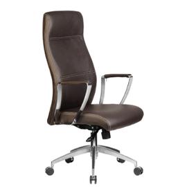 Кресло для руководителя в офис Riva Chair 9208 коричневый