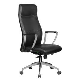 Кресло для руководителя в офис Riva Chair 9208 черный