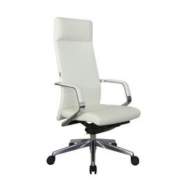 Кресло для руководителя в офис Riva Chair A 1811 Белое