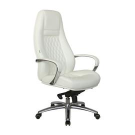 Кресло для руководителя в офис Riva Chair F 185 Белое