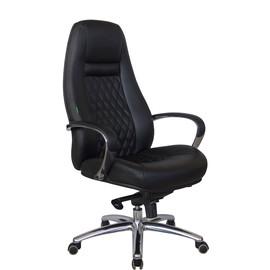 Кресло для руководителя в офис Riva Chair F 185 Черное